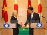 Tuyên bố về Tầm nhìn chung quan hệ Việt Nam-Nhật Bản