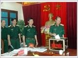 """Lực lượng vũ trang Quân khu 4 đẩy mạnh thực hiện Chỉ thị 03 của Bộ Chính trị, xứng danh """"Bộ đội Cụ Hồ"""""""