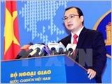 Phản đối Trung Quốc quy hoạch hai quần đảo của Việt Nam