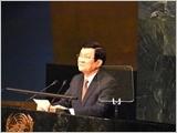 Khai mạc Hội nghị Thượng đỉnh Liên hợp quốc thông qua Chương trình Nghị sự 2030 về phát triển bền vững