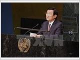 Bài phát biểu của Chủ tịch nước về hoạt động Gìn giữ hòa bình
