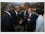 Chủ tịch Quốc hội Nguyễn Sinh Hùng kết thúc dự Hội nghị các Chủ tịch Quốc hội trên thế giới lần thứ 4