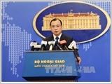 Việt Nam kiên quyết bác bỏ các quan điểm sai trái trong phát biểu của Người Phát ngôn Bộ Ngoại giao Trung Quốc