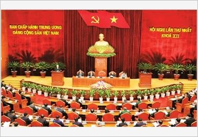 Hội nghị lần thứ Nhất Ban Chấp hành Trung ương Đảng khóa XII