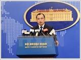 Việt Nam yêu cầu Đài Loan ngừng ngay việc vi phạm chủ quyền