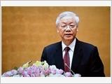 Toàn văn phát biểu của Tổng Bí thư Nguyễn Phú Trọng tại Lễ kỷ niệm 70 năm Ngày Tổng tuyển cử đầu tiên bầu Quốc hội Việt Nam