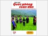 TẠP CHÍ QUỐC PHÒNG TOÀN DÂN số 10-2016