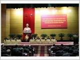 Hội thảo khoa học Kỷ niệm 70 năm Ngày toàn quốc kháng chiến