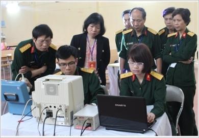 Viện Kiểm nghiệm, nghiên cứu dược và trang thiết bị y tế Quân đội học tập và làm theo lời Bác Hồ dạy