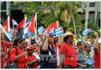 Cuba cử hành tang lễ lãnh tụ Fidel Castro