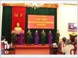 Bộ Quốc phòng đón Đoàn đại biểu Người có công với cách mạng tỉnh Kiên Giang