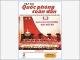 TẠP CHÍ QUỐC PHÒNG TOÀN DÂN số 2-2016