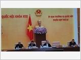 Cho ý kiến về công tác nhiệm kỳ khóa XIII của Quốc hội