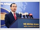 Việt Nam mong muốn các bên liên quan tìm giải pháp hòa bình cho các vấn đề trên Bán đảo Triều Tiên