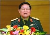 Quốc hội phê chuẩn Đại tướng Ngô Xuân Lịch làm Bộ trưởng Bộ Quốc phòng