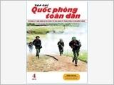 TẠP CHÍ QUỐC PHÒNG TOÀN DÂN số 4-2016