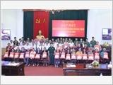 Bộ Quốc phòng gặp mặt Đoàn đại biểu Người có công với cách mạng huyện Hòa Vang, thành phố Đà Nẵng
