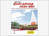 TẠP CHÍ QUỐC PHÒNG TOÀN DÂN số 7-2016