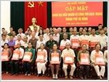 Bộ Quốc phòng gặp mặt Đoàn đại biểu Người có công với cách mạng thành phố Đà Nẵng