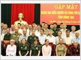 Bộ Quốc phòng gặp mặt Đoàn đại biểu Người có công với cách mạng tỉnh Đắk Nông và tỉnh Đồng Nai