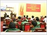 Bộ Quốc phòng gặp mặt Đoàn đại biểu người có công tỉnh Vĩnh Long