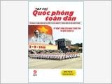 TẠP CHÍ QUỐC PHÒNG TOÀN DÂN số 9-2016