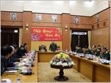 Bộ Quốc phòng làm việc với Hội Nạn nhân chất độc da cam/dioxin Việt Nam