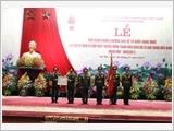 Ban Thanh niên Quân đội đón nhận Huân chương Bảo vệ Tổ quốc hạng Nhất