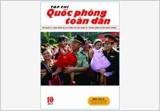 TẠP CHÍ QUỐC PHÒNG TOÀN DÂN số 10-2017