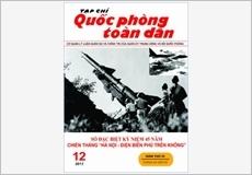 TẠP CHÍ QUỐC PHÒNG TOÀN DÂN số 12-2017