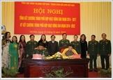 Tổng cục Chính trị Quân đội nhân dân Việt Nam và Trung ương Hội Liên hiệp Phụ nữ Việt Nam tổng kết Chương trình phối hợp hoạt động giai đoạn 2014 - 2017
