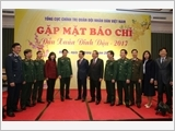 Tổng cục Chính trị Quân đội nhân dân Việt Nam gặp mặt báo chí đầu Xuân Đinh Dậu 2017