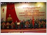 Ngành Chính sách Quân đội đón nhận Huân chương Bảo vệ Tổ quốc hạng Nhất