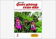 TẠP CHÍ QUỐC PHÒNG TOÀN DÂN số 3-2017