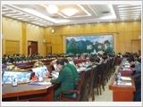Bộ Tư lệnh Quân khu 2 gặp mặt báo chí đầu Xuân 2017