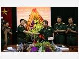 Đại tướng Ngô Xuân Lịch thăm, chúc mừng Tạp chí Quốc phòng toàn dân nhân kỷ niệm 92 năm Ngày Báo chí cách mạng Việt Nam