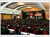 Cơ quan Tổng cục Chính trị tổ chức Hội nghị Sơ kết nhiệm vụ 6 tháng đầu năm 2017