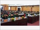 Hội nghị rút kinh nghiệm công tác giáo dục, quản lý kỷ luật và bảo đảm an toàn trong Cơ quan Tổng cục Chính trị