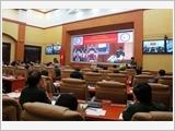 Cán bộ chủ chốt toàn quân học tập, quán triệt và triển khai thực hiện Nghị quyết Trung ương 5 (Khóa XII)