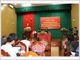 Họp báo giới thiệu hội thảo khoa học về Thượng tướng Song Hào