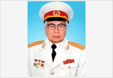 Thượng tướng Song Hào với sự nghiệp xây dựng Quân đội về chính trị