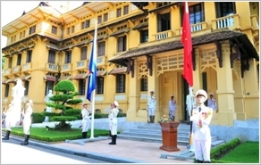 """ASEAN chặng đường nửa thế kỷ, bước tiến vững vàng vì """"Một tầm nhìn, một bản sắc, một cộng đồng đùm bọc và chia sẻ"""""""