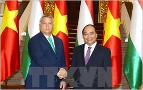 Tuyên bố chung Việt Nam - Hung-ga-ri: Đối tác hiệu quả và thực chất