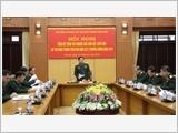 Hội đồng Chỉ đạo Tạp chí Quốc phòng toàn dân họp phiên đầu năm 2018