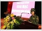 Diễn tập khu vực phòng thủ tỉnh Ninh Bình năm 2018