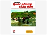 TẠP CHÍ QUỐC PHÒNG TOÀN DÂN số 10-2018