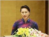 Toàn văn phát biểu khai mạc Kỳ họp thứ 6, Quốc hội khóa XIV của Chủ tịch Quốc hội Nguyễn Thị Kim Ngân