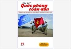 TẠP CHÍ QUỐC PHÒNG TOÀN DÂN số 11-2018