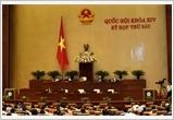 Quốc hội thông qua Nghị quyết về phát triển kinh tế - xã hội năm 2019