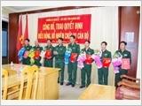 Đảng ủy Quân sự tỉnh Khánh Hòa lãnh đạo thực hiện nhiệm vụ quân sự, quốc phòng